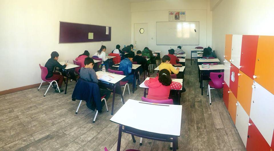 Okula kabul ve bursluluk sınavı