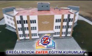 Büyük Zafer Koleji-Lise Kampüsümüz